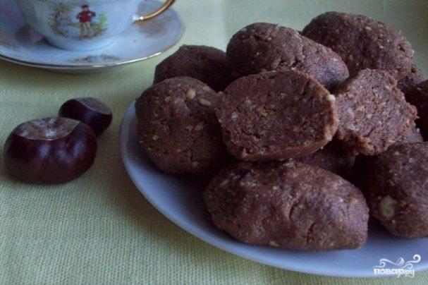 пирожное картошка традиционный рецепт