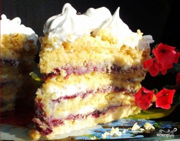 барселона торт рецепт с фото