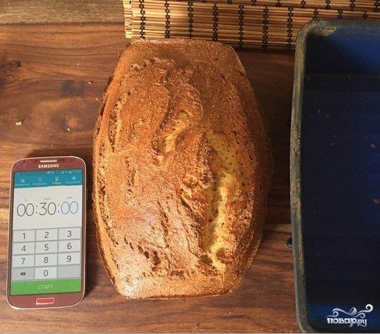 Амарантовый хлеб