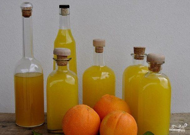 Самогон из апельсинов