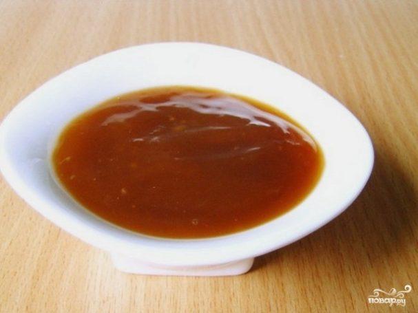 Кисло-сладкий соус по-китайски