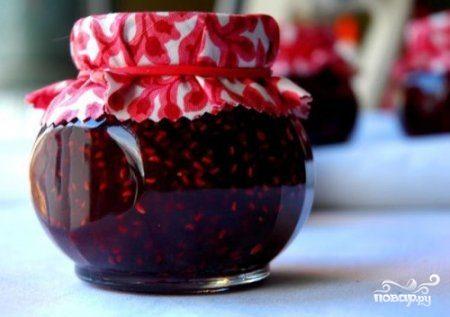 Мармелад из малины на зиму