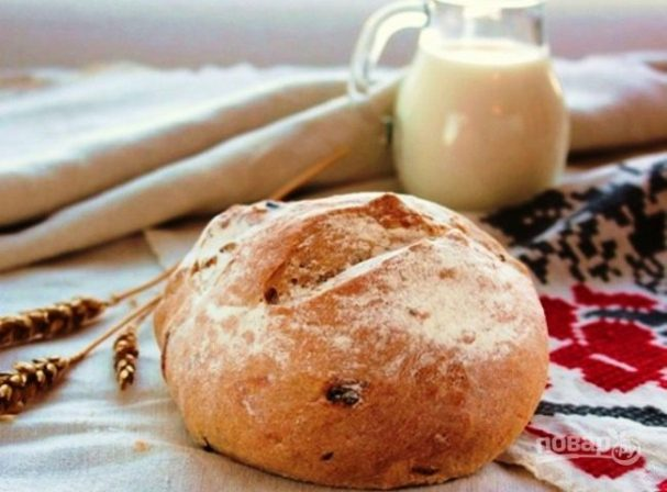 Гречишный хлеб