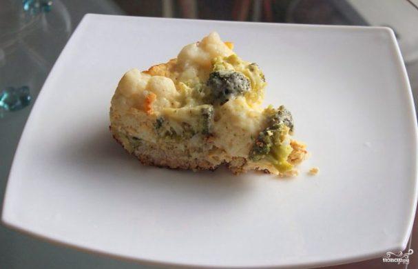 Куриная грудка с брокколи и сыром