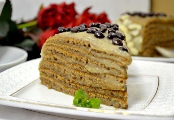 Торт барселона рецепт пошаговый
