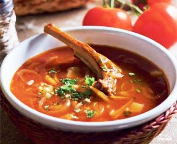 Суп из косули