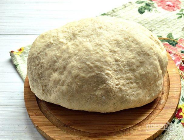 Тесто для пирогов без яиц