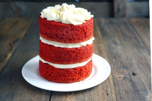 Торт на день рождения женщине