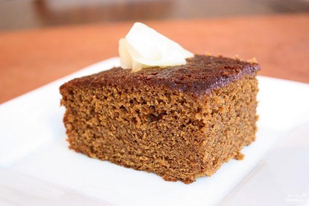 Имбирный пирог