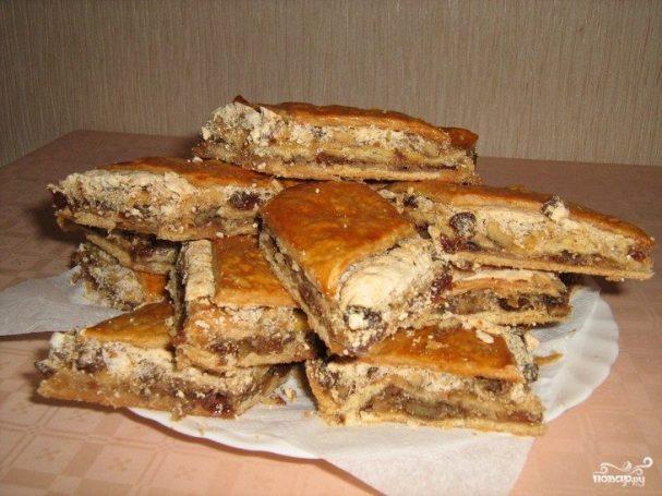 пахлава узбекская рецепт с фото