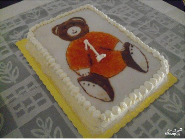 """Торт """"Мишутка"""""""