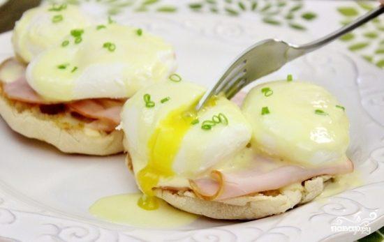 Яйца по-бенедиктински