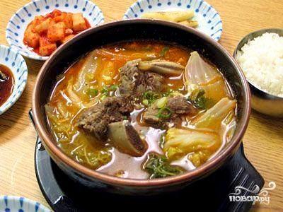 рецепт супа из осины