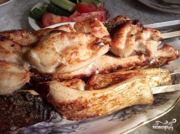 Шашлык из толстолобика рецепты с фото