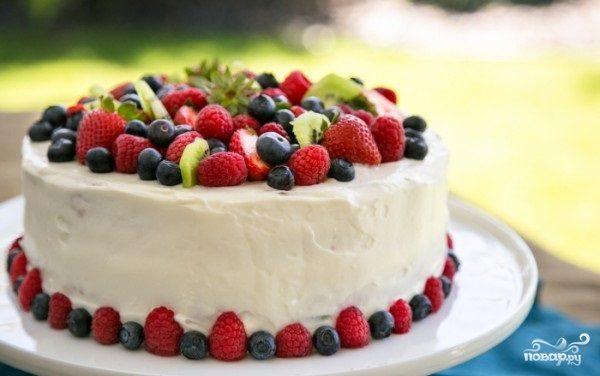 Творожные торты рецепты в домашних условиях на день рождения