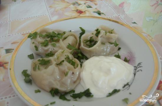 Манты по-таджикски