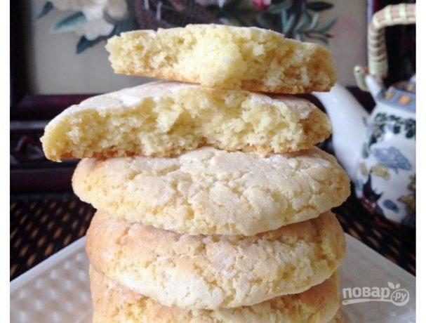 Печенье воздушное