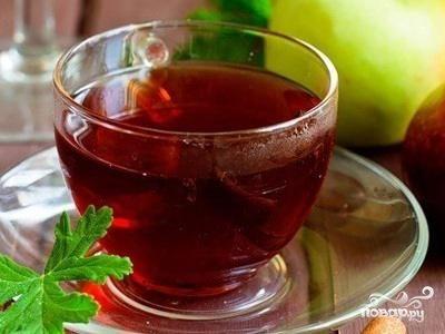 Напиток из груш
