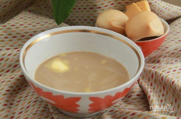 Рецепт калмыцкого чая с молоком