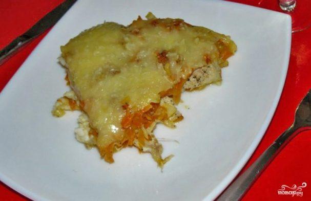рецепт красная рыба в духовке под сыром в духовке