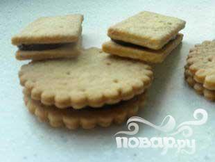 Сэндвич печенье