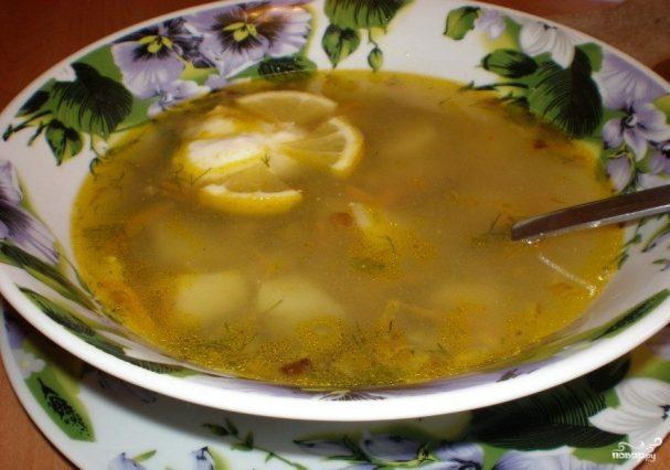 Боцманский суп
