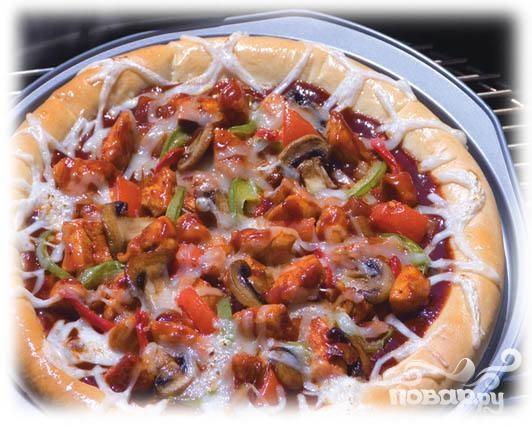 Гриль-пицца