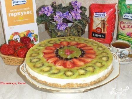 """""""Геркулесовое  кофе2 и """"Геркулесовый тарт"""""""