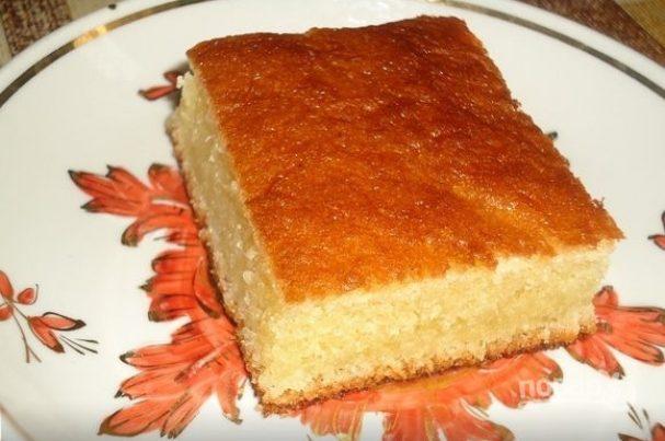 Пирог из майонеза