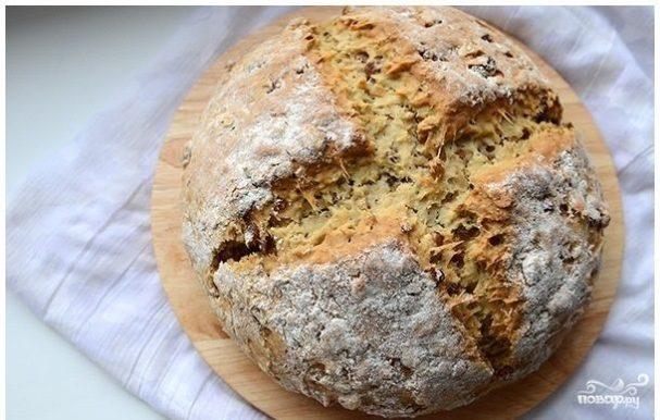 Хлеб за 5 минут