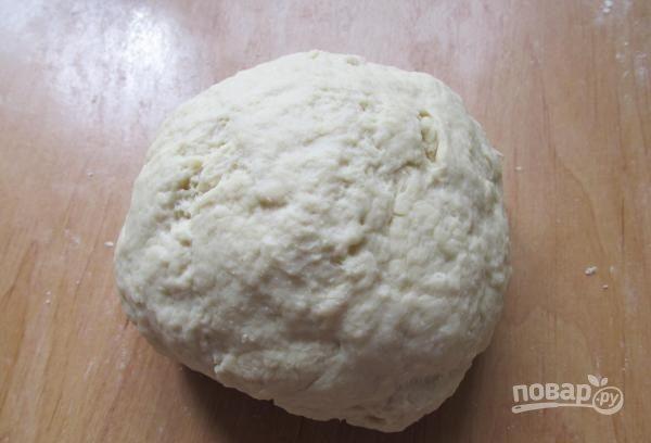 Пресное тесто для пирожков рецепт пошагово 183