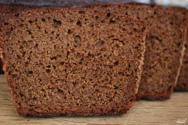 дарницкий хлеб в хлебопечке рецепт как в магазине