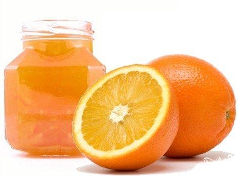 Варенье из апельсинов и имбиря