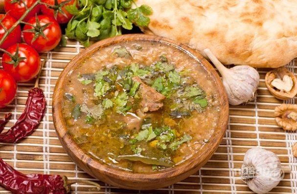 """""""Харчо"""" (традиционный рецепт грузинского супа)"""
