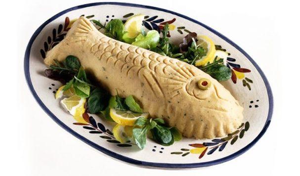"""Закуска """"Рыба"""" на Новый год"""
