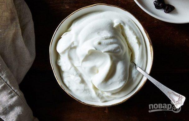 Крем для торта из йогурта