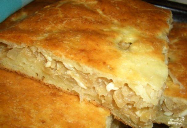 пирог из капусты рецепт с фото