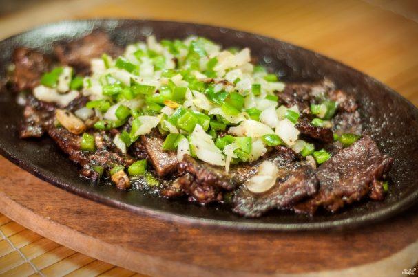 Мясо по-испански