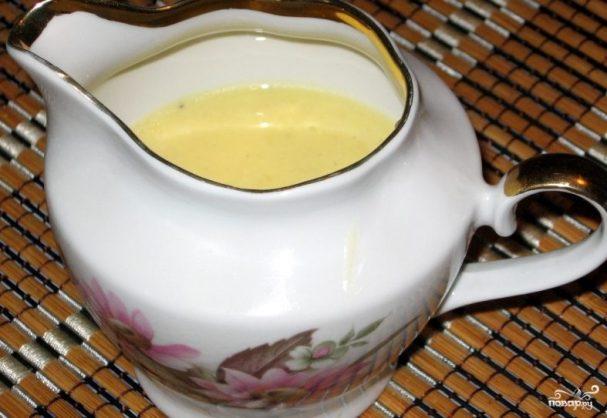 Соус для горбуши
