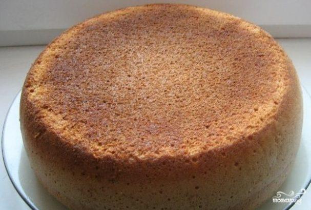 Бисквит в мультиварке пошаговый рецепт филипс