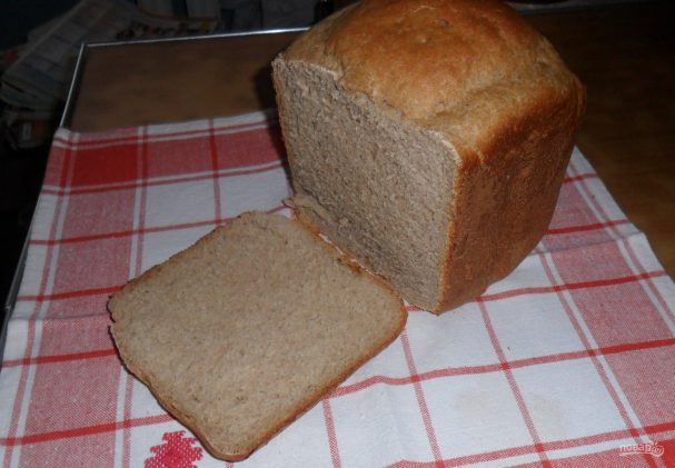 "Хлеб для хлебопечки ""Скарлет"""