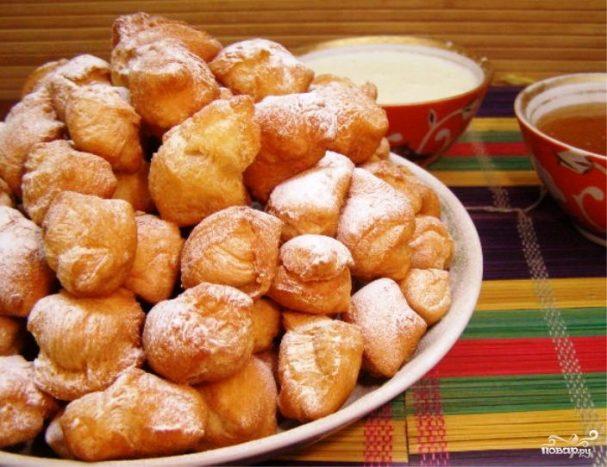 узбекский десерт сарбис рецепт