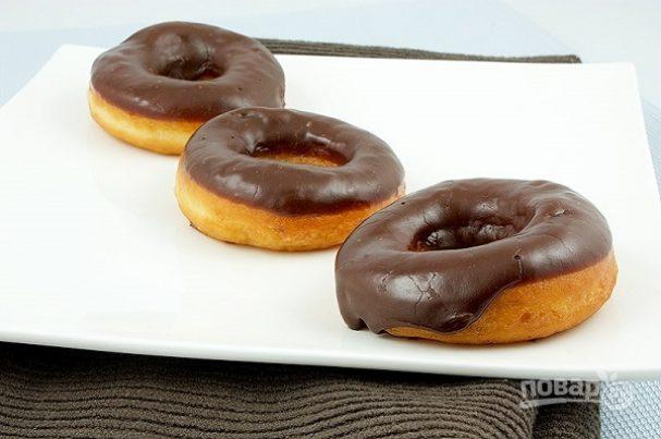 Рецепт воздушных пончиков