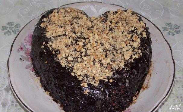 """Торт """"Шоколадный принц"""""""