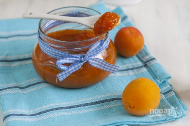 Варенье из абрикосов и цитрусовых
