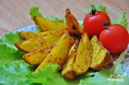 Картошка по-селянски в мультиварке