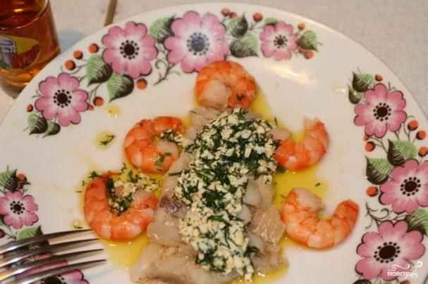 Польский соус для рыбы