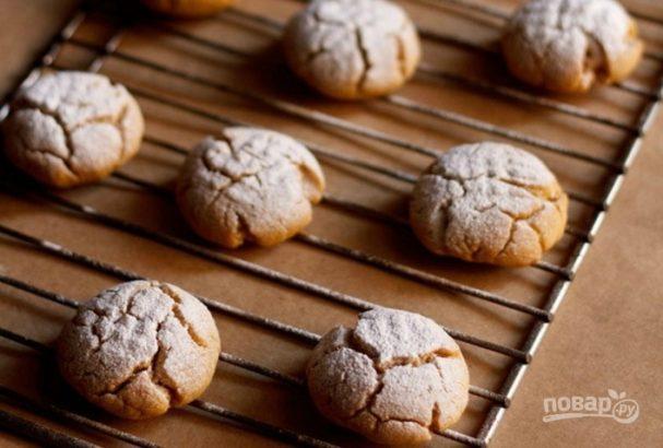 Печенье с апельсином