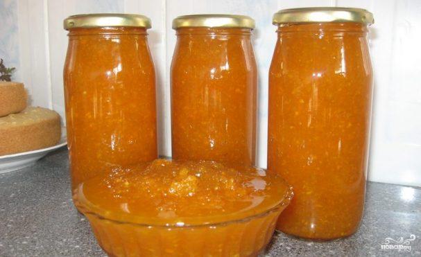 Варенье из тыквы через мясорубку с лимоном рецепт пошагово 13