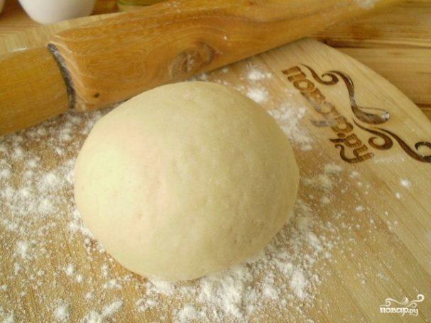 Заварное тесто для вкусных вареников